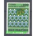 San Marino 1973 Mi 1028 Czyste **