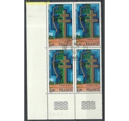 Znaczek Francja 1977 Mi marvie2036 Stemplowane