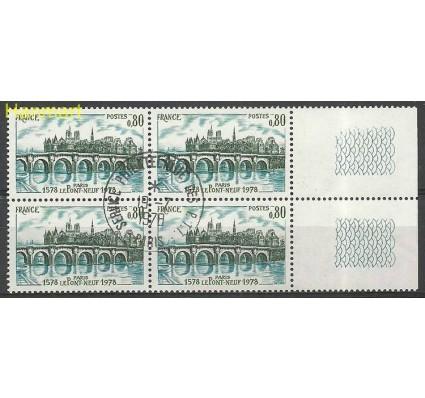 Znaczek Francja 1978 Mi marvie2101 Stemplowane