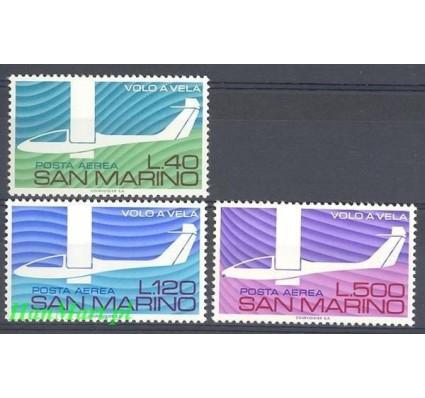 San Marino 1974 Mi 1077-1079 Czyste **
