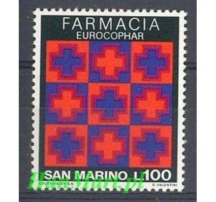 San Marino 1975 Mi 1095 Czyste **
