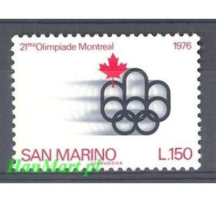 San Marino 1976 Mi 1118 Czyste **