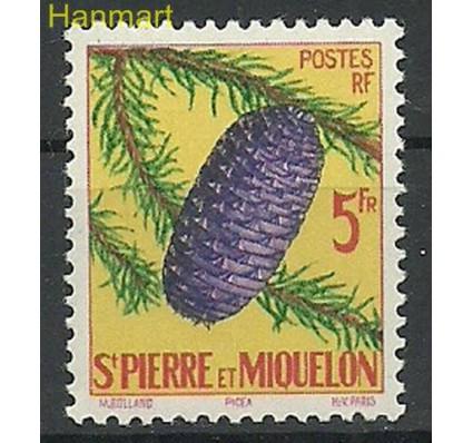 Znaczek Saint-Pierre i Miquelon 1958 Mi 388 Czyste **