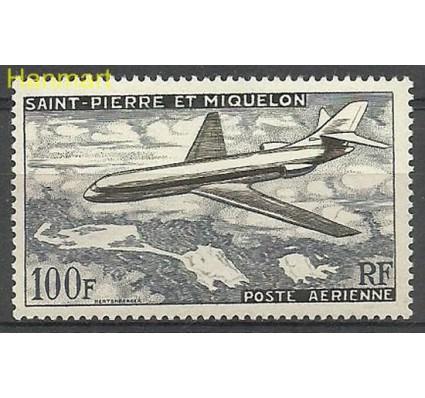 Znaczek Saint-Pierre i Miquelon 1957 Mi 387 Czyste **