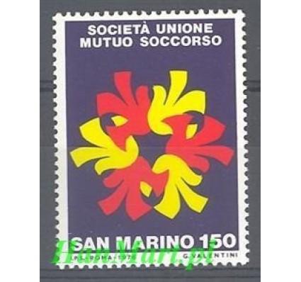 San Marino 1976 Mi 1121 Czyste **