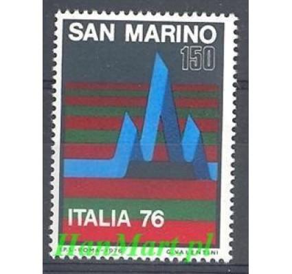 San Marino 1976 Mi 1122 Czyste **