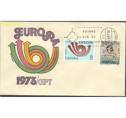 Znaczek Hiszpania 1973 Mi 2020-2021 FDC