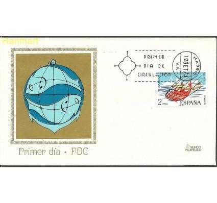 Znaczek Hiszpania 1973 Mi 2039 FDC