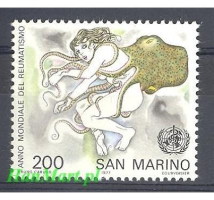 Znaczek San Marino 1977 Mi 1149 Czyste **