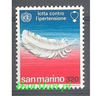 San Marino 1978 Mi 1153 Czyste **
