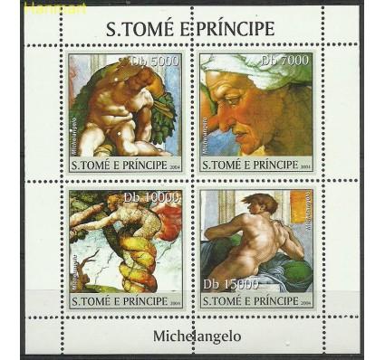 Wyspy Św. Tomasza i Książęca 2004 Mi ark2523-2526 Czyste **