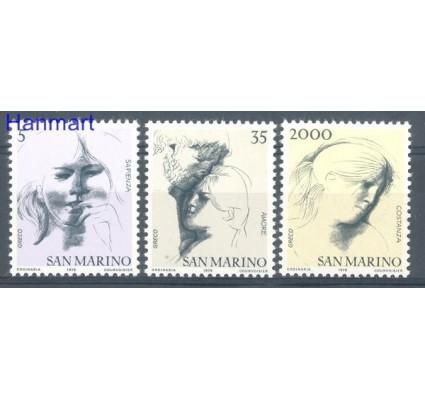 San Marino 1978 Mi 1162-1164 Czyste **
