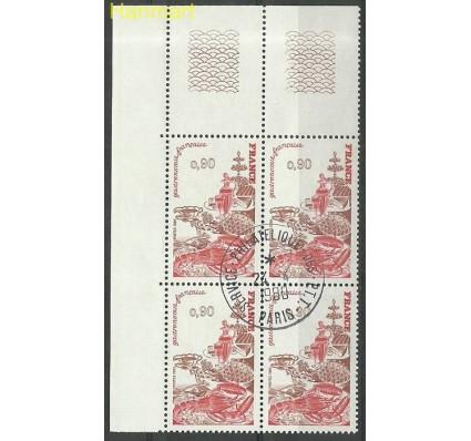 Znaczek Francja 1980 Mi marvie2196 Stemplowane