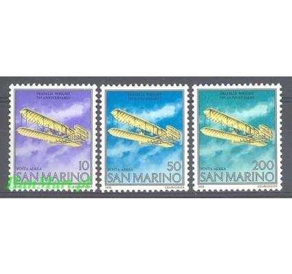 San Marino 1978 Mi 1165-1167 Czyste **