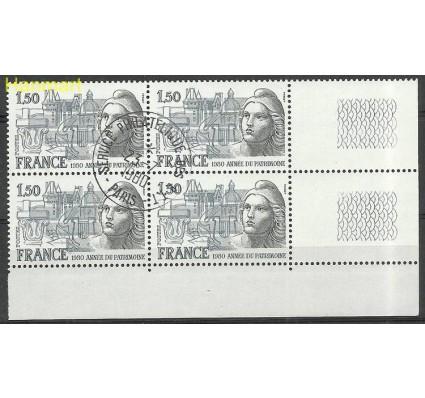 Znaczek Francja 1980 Mi marvie2212 Stemplowane