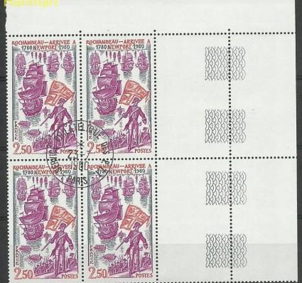 Znaczek Francja 1980 Mi marvie2214 Stemplowane