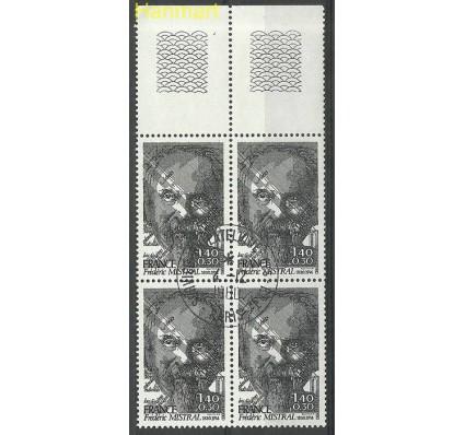 Znaczek Francja 1980 Mi marvie2219 Stemplowane