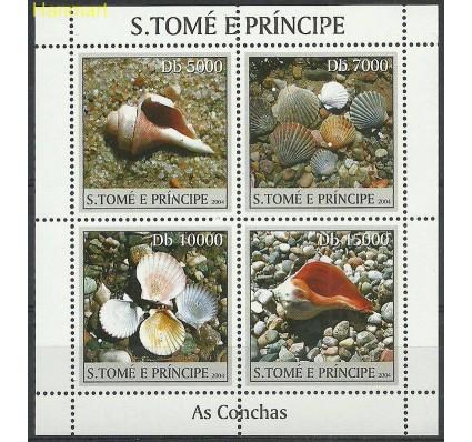 Wyspy Św. Tomasza i Książęca 2004 Mi ark2584-2587 Czyste **