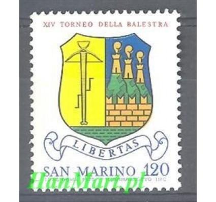 San Marino 1979 Mi 1180 Czyste **