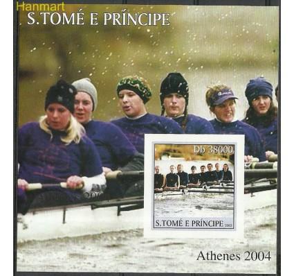 Znaczek Wyspy Św. Tomasza i Książęca 2003 Mi bl449 Czyste **