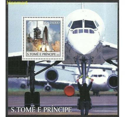 Wyspy Św. Tomasza i Książęca 2003 Mi bl453 Czyste **