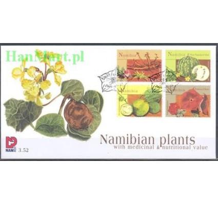 Znaczek Namibia 2005 Mi 1162-1165 FDC