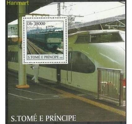 Wyspy Św. Tomasza i Książęca 2003 Mi bl468 Czyste **
