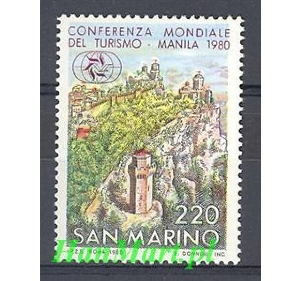 San Marino 1980 Mi 1220 Czyste **