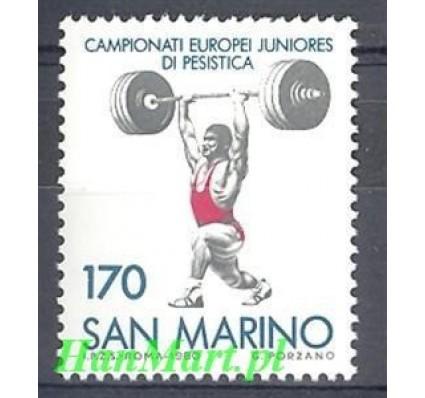 Znaczek San Marino 1980 Mi 1221 Czyste **