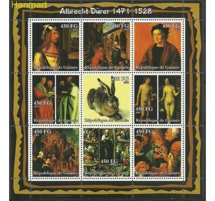 Znaczek Gwinea 2002 Mi ark3898-3906 Czyste **