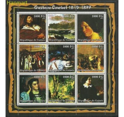 Gwinea 2002 Mi ark3943-3951 Czyste **