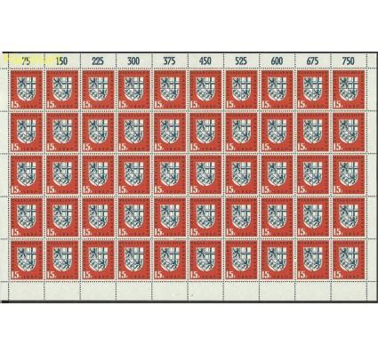 Znaczek Saara 1957 Mi ark379 Czyste **