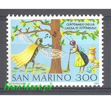 San Marino 1982 Mi 1247 Czyste **