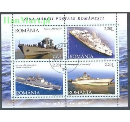 Znaczek Rumunia 2005 Mi bl 358 Stemplowane