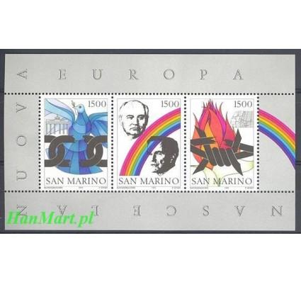 San Marino 1991 Mi bl 14 Czyste **