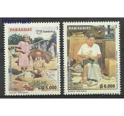 Paragwaj 2005 Mi 4969-4970 Czyste **