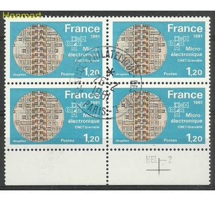 Francja 1981 Mi marvie2245 Stemplowane