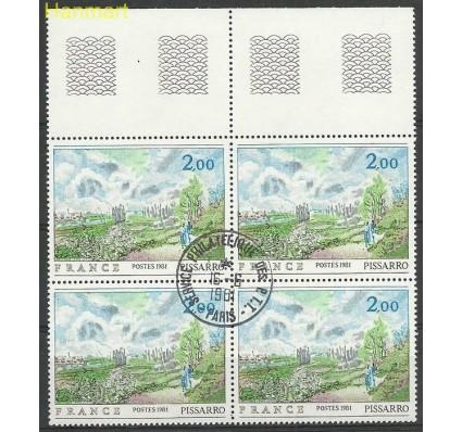 Francja 1981 Mi marvie2258 Stemplowane