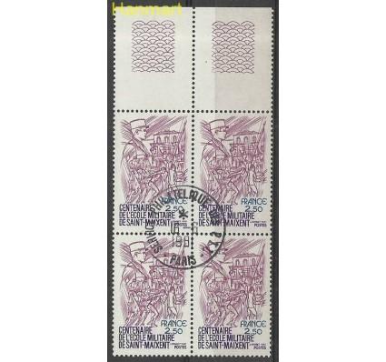 Francja 1981 Mi marvie2261 Stemplowane