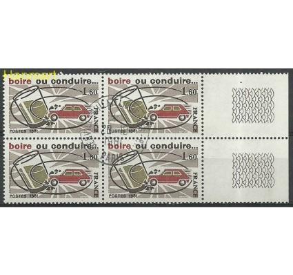 Znaczek Francja 1981 Mi marvie2278 Stemplowane
