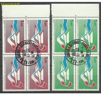 Znaczek Francja 1981 Mi marvie2282-2283 Stemplowane