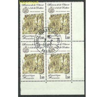 Francja 1981 Mi marvie2289 Stemplowane