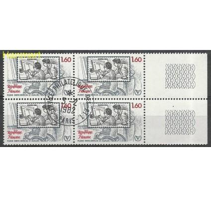Znaczek Francja 1981 Mi marvie2291 Stemplowane