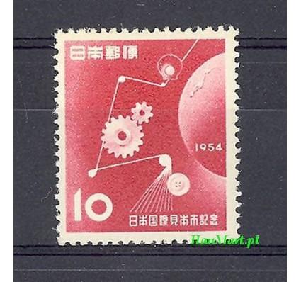 Japonia 1954 Mi 630 Czyste **