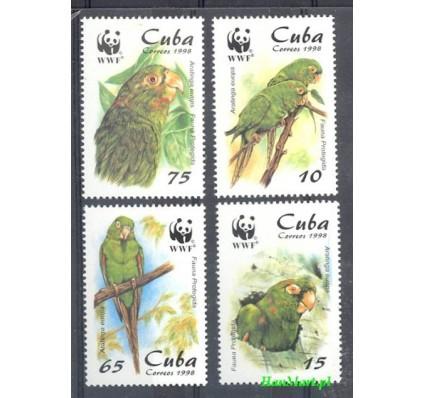 Znaczek Kuba 1998 Mi 4156-4159 Czyste **