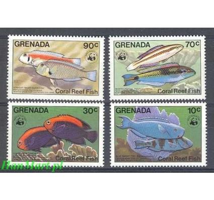 Grenada 1984 Mi 1299-1302 Czyste **