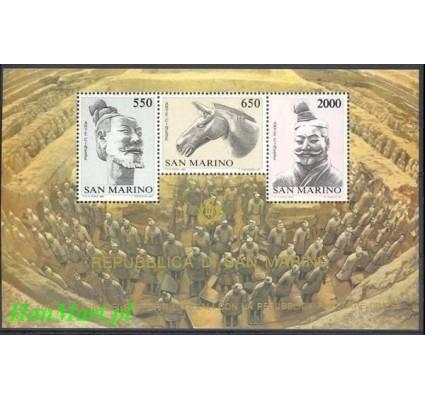 San Marino 1986 Mi bl 10 Czyste **