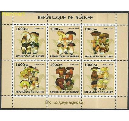 Gwinea 2002 Mi 2002-ark5 Czyste **