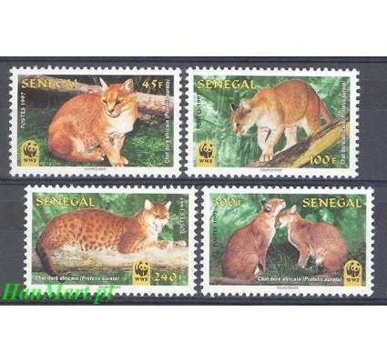 Znaczek Senegal 1997 Mi 1515-1518 Czyste **