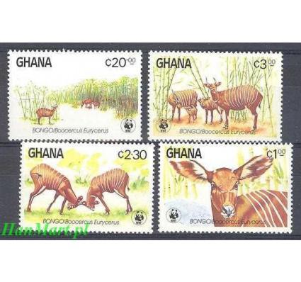 Znaczek Ghana 1984 Mi 1060-1063 Czyste **